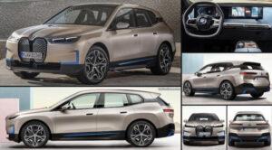 2023 BMW iX Pictures