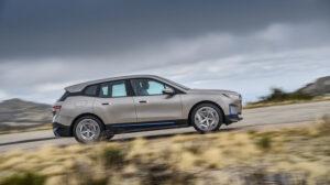 2023 BMW iX Spy Photos