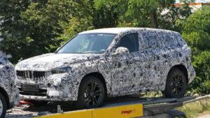 2023 BMW iX1 Engine
