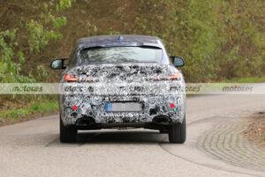 2023 BMW X4 Interior
