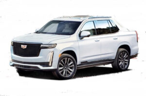 2023 Cadillac Escalade Drivetrain