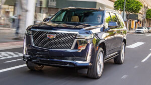 2023 Cadillac Escalade Images