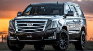 2023 Cadillac Escalade Spy Photos