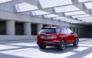 2023 Chevrolet Equinox Exterior
