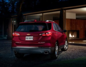 2023 Chevrolet Equinox Redesign
