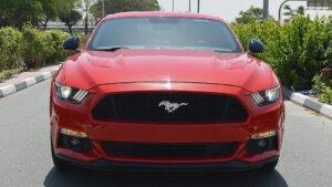 2023 Ford Mustang GT Drivetrain