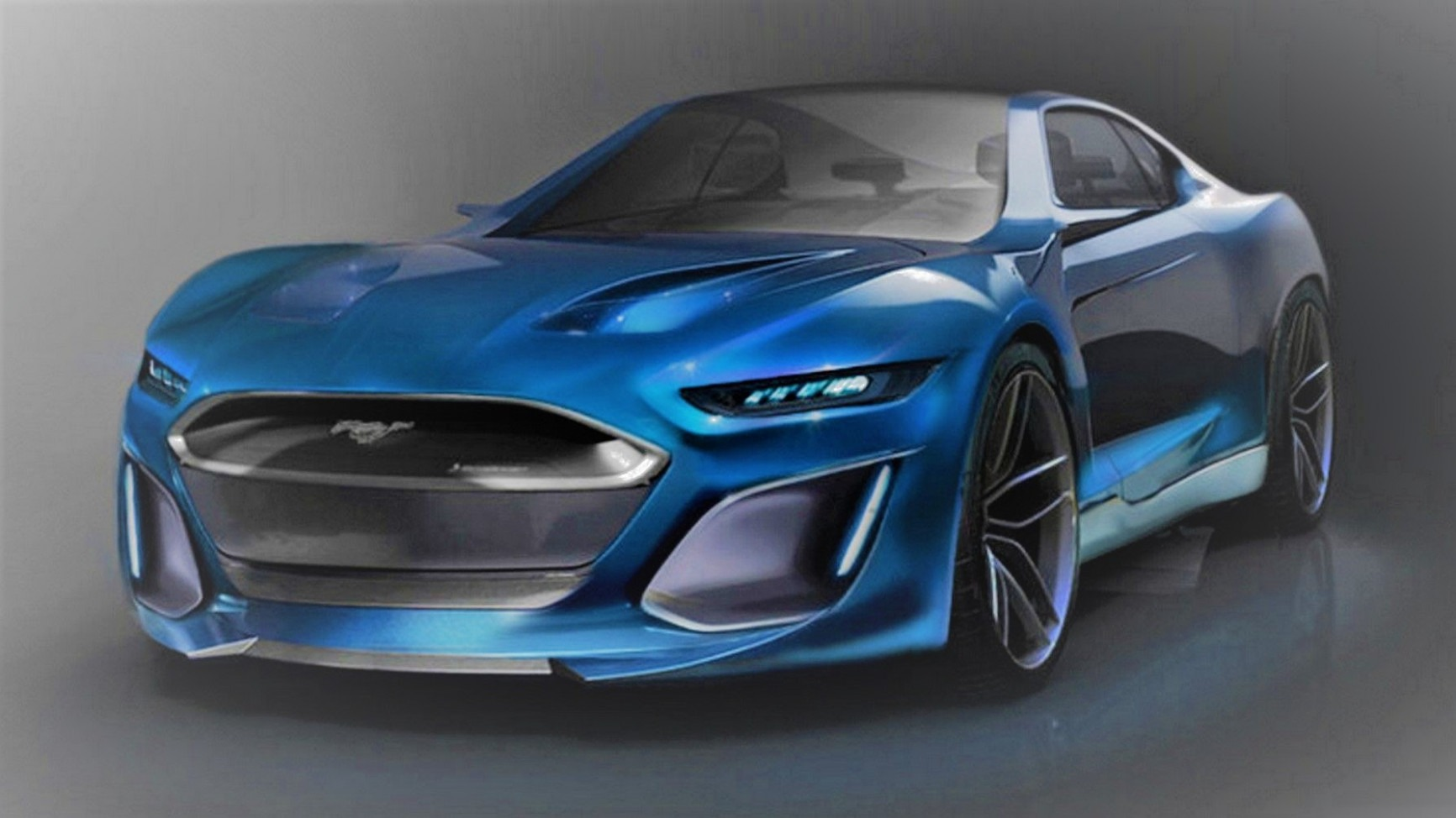 2023 Ford Mustang GT Redesign