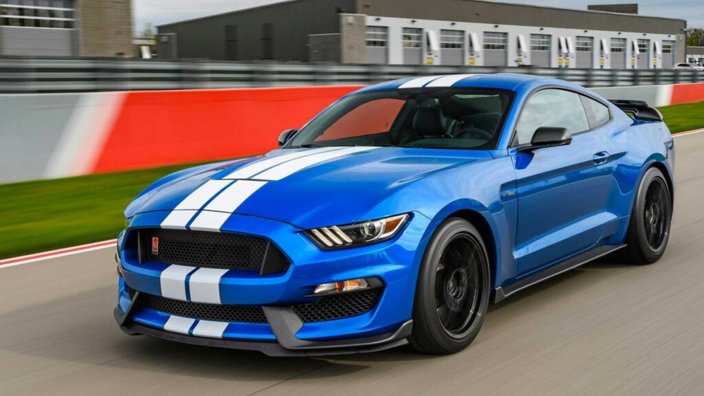 2023 Ford Mustang GT Spy Photos