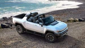 2023 GMC Hummer EV Powertrain