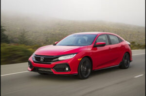 2023 Honda Accord Drivetrain
