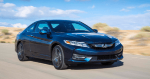 2023 Honda Accord Spy Shots