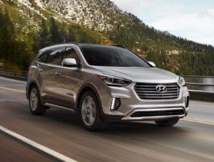 2023 Hyundai Santa Fe Concept