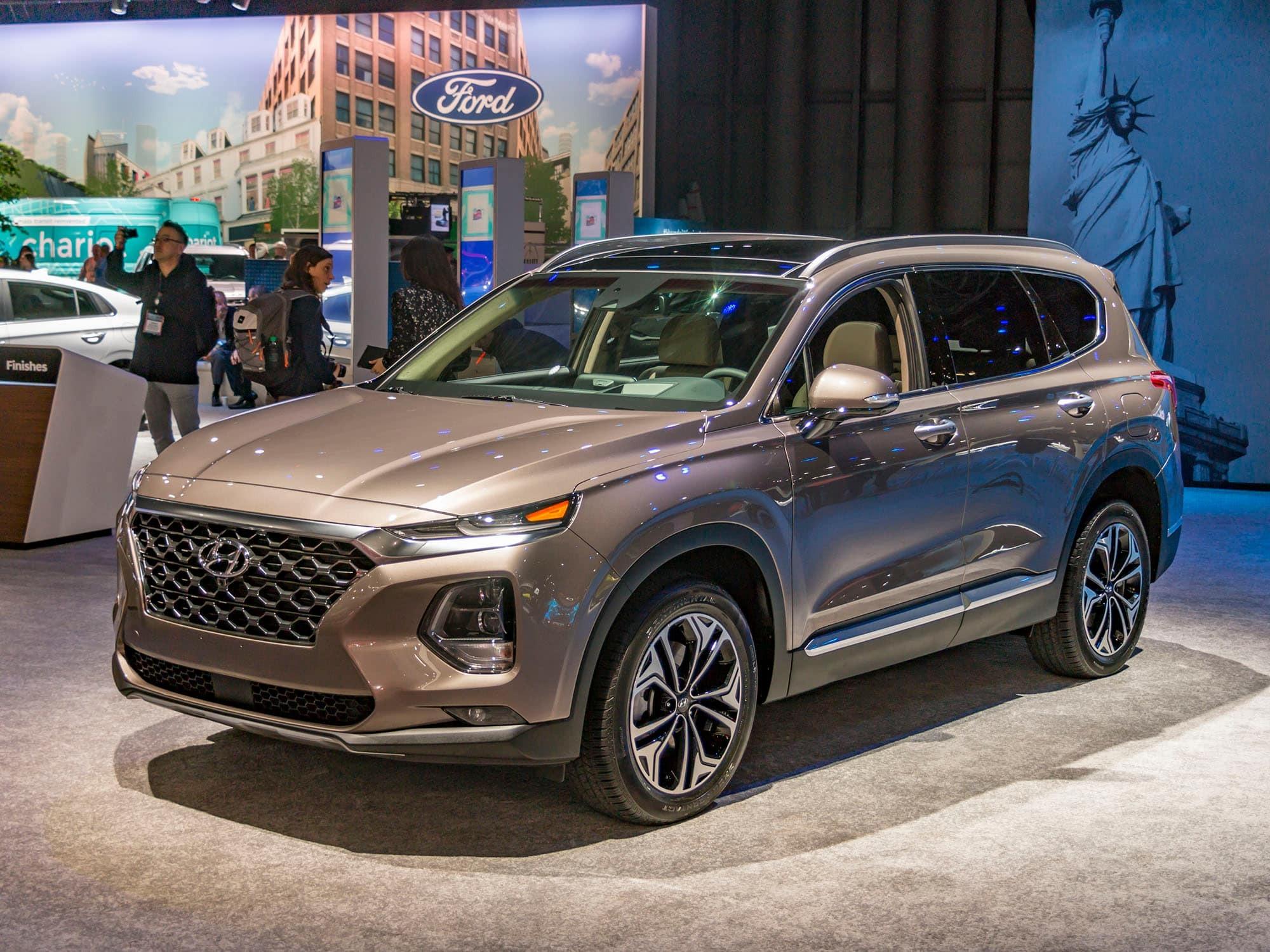 2023 Hyundai Santa Fe Powertrain