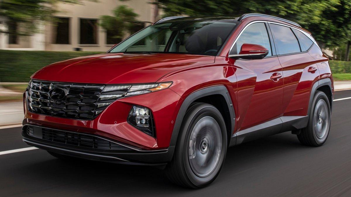 2023 Hyundai Tucson Engine