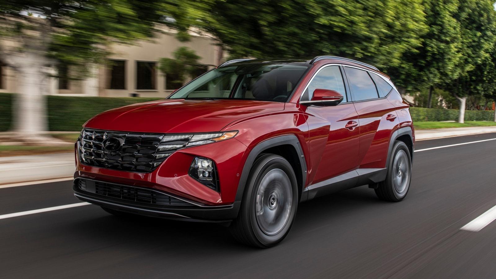 2023 Hyundai Tucson Pictures