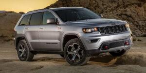 2023 Jeep Grand Cherokee Interior