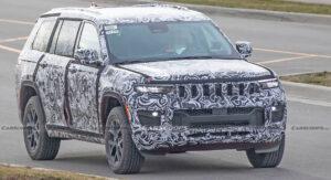 2023 Jeep Grand Cherokee Wallpaper