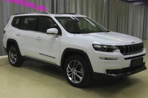 2023 Jeep Grand Wagoneer Drivetrain