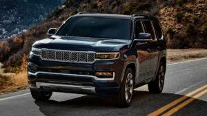 2023 Jeep Grand Wagoneer Powertrain
