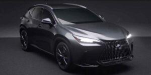 2023 Lexus NX Images