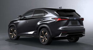 2023 Lexus NX Pictures