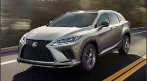 2023 Lexus RX 350 Images