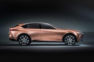 2023 Lexus RX 350 Interior