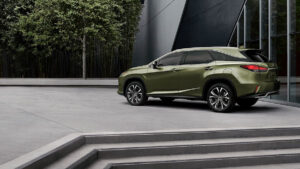 2023 Lexus RX 350 Pictures