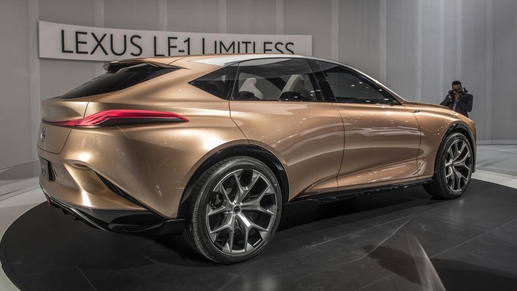 2023 Lexus RX350 Price