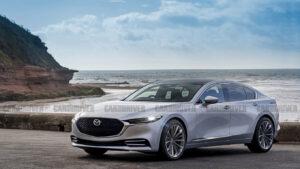 2023 Mazda 6 Drivetrain