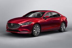 2023 Mazda 6 Wallpaper