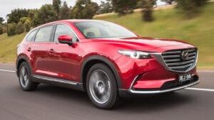 2023 Mazda CX9 Images