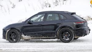 2023 Porsche Macan Redesign