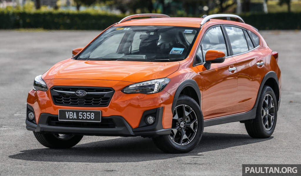 2023 Subaru Crosstrek Concept