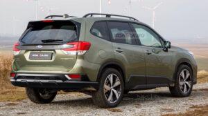 2023 Subaru Forester Drivetrain