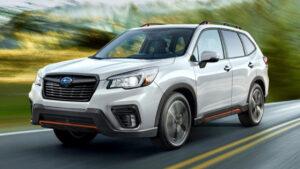 2023 Subaru Forester Exterior
