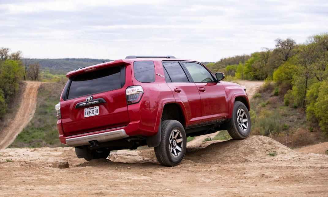 2023 Toyota 4runner Price