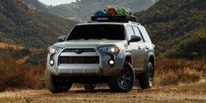 2023 Toyota 4runner Wallpapers