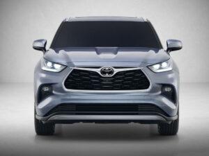 2023 Toyota Highlander Pictures