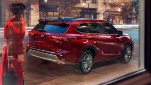 2023 Toyota Highlander Price