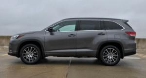 2023 Toyota Highlander Release date