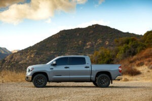 2023 Toyota Tundra Pictures