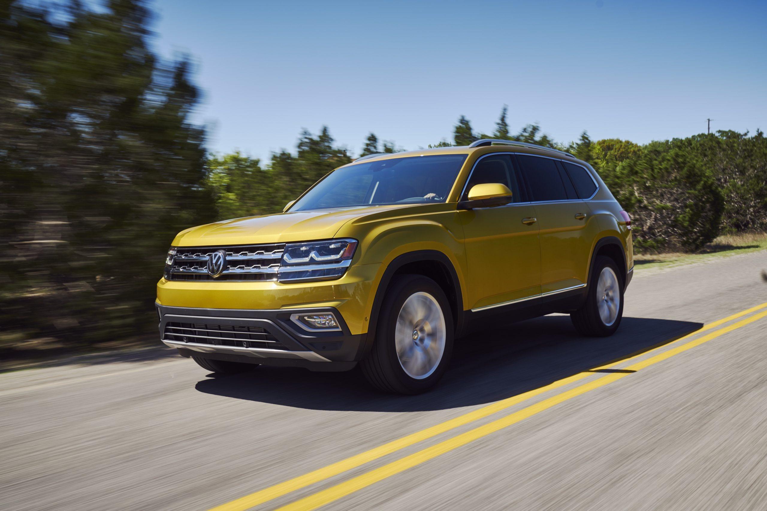 2023 Volkswagen Atlas Drivetrain