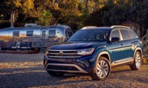 2023 Volkswagen Atlas Specs