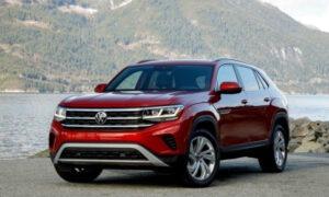 2023 Volkswagen Atlas Spy Shots