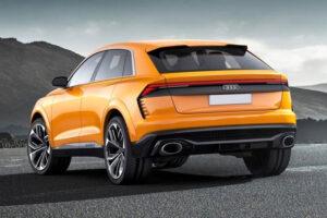 2022 Audi Q9 Engine