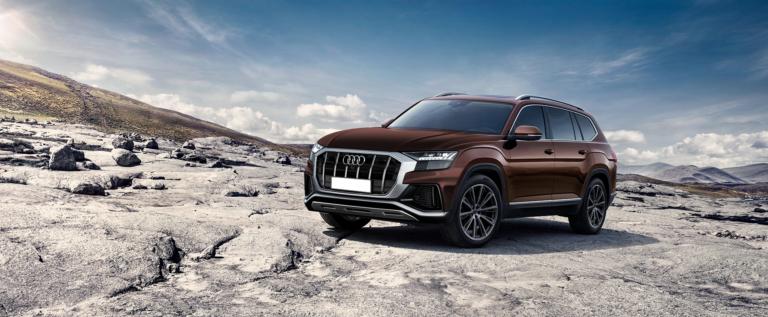 2022 Audi Q9 Redesign