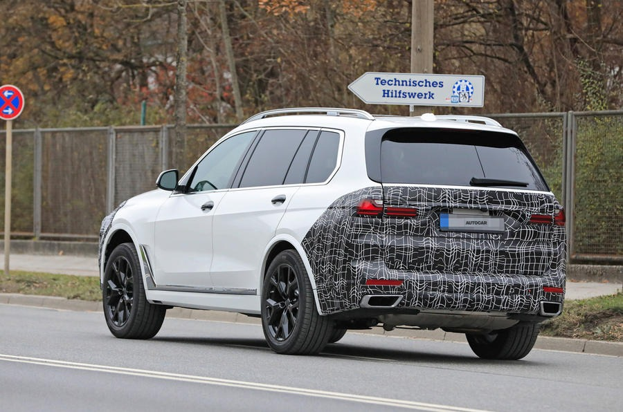2022 BMW X7 Concept