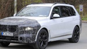 2022 BMW X7 Drivetrain