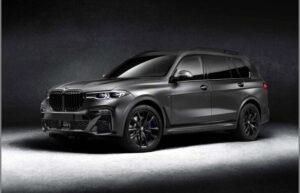 2022 BMW X7 Spy Shots